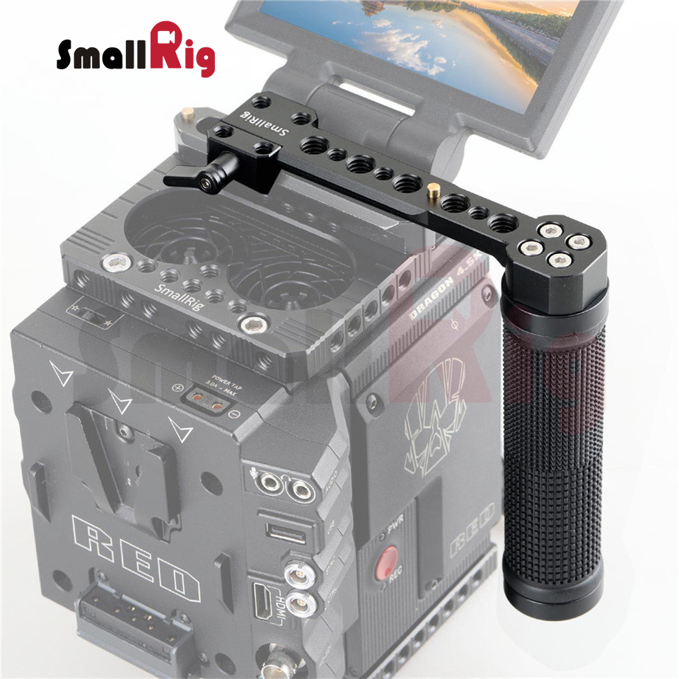 SmallRig NATO Side Handle (Rubber) for DSLR With an Integrated NATO Rail and NATO Clamp - 1951 mukhzeer mohamad shahimin and kang nan khor integrated waveguide for biosensor application