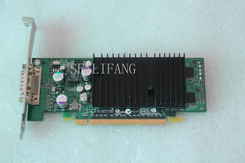 Free Shipping   Nvs280 64M PCI-E 64m VGA One Year Warranty
