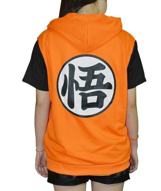 Dragon Ball Z Son Goku Hooded Shortsleeve (2 Types)
