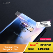For Samsung Galaxy Note 9 S9 Plus S8 Camera Lens Tempered Glass Protector on Note9 S 8 Note8 Back Lnes Film