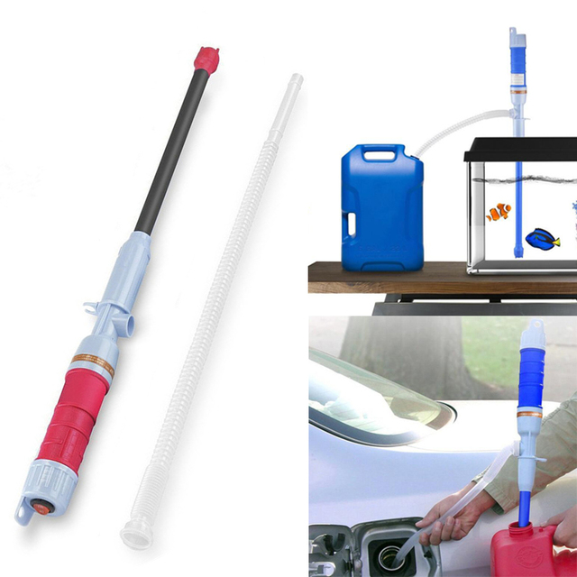 Electric Liquid Transfer Pump Universal Battery Powered Electric