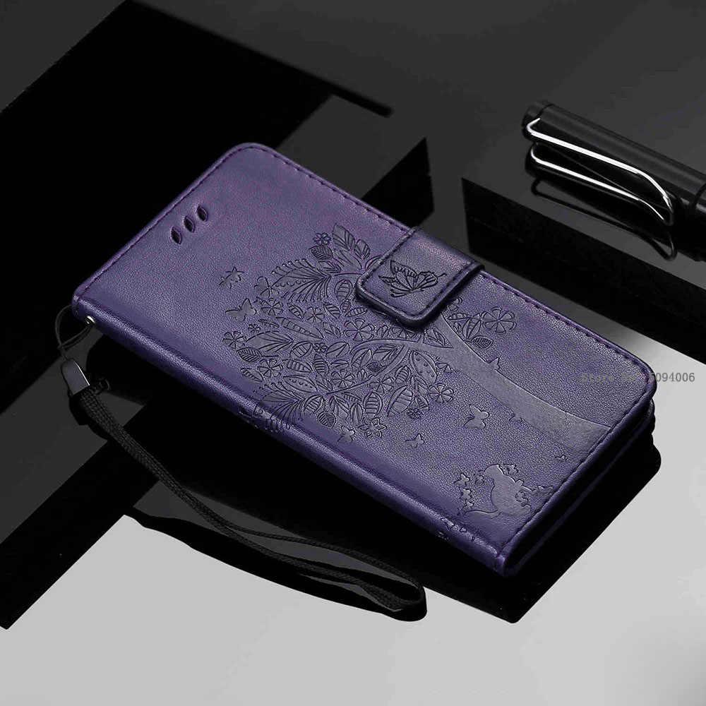 محفظة حقيبة هاتف من الجلد المصقول لجيجاسيت GS270 GS370 Plus GS185 GS180 GS160 ME Pure Pro GS170 حافظة للبطاقات الفتحة