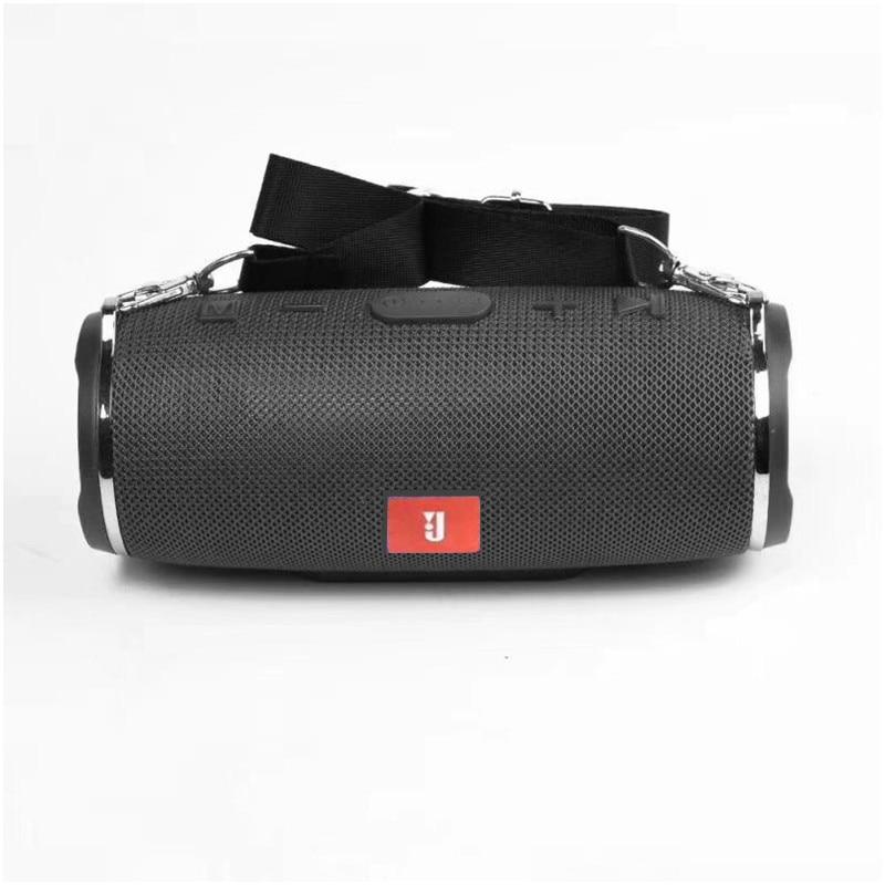 Portable Wireless Bluetooth Speaker music Box Outdoor Column charge mini Speaker hi fi loudspeaker with usb TF Player for xiaomi цена 2017