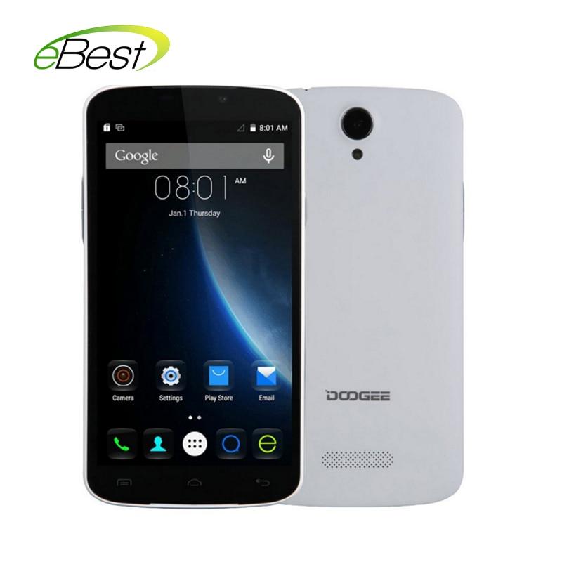 bilder für Doogee X6 Pro 4G Lte Smartphones MTK6735 QuadCore 1,3 GHz 5,5 zoll 3000 mAh Android 5.1 2 GB + 16 GB 8MP Dual SIM Android 5.1