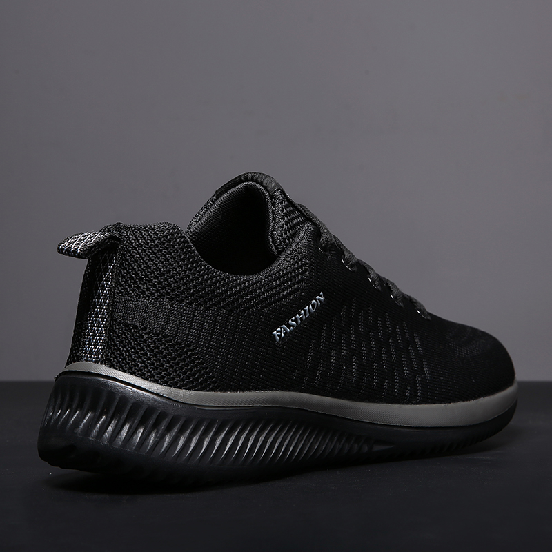 Men's Brand Casual Shoes Breathable Soft Sneakers High Quality Mesh Summer Flying Fabric Casual Shoes Krasovki Zapatos Hombre 4