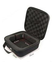 Universal Remote Controller Storage Bag RC Transmitter Protector Handbag Case Box For WFLY 7 9ET07 Radiolink AT9S AT10 FUTABA
