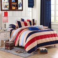 Super soft thicken Popular style bedding set, cotton family warm bed set, cotton soft bedspread set, king size,fast shipping!