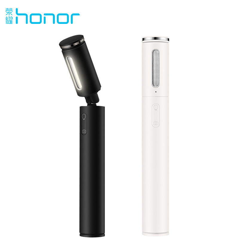 Huawei honor Fill Light Selfie Stick Portable LED Light Bluetooth Flashlight and Table Lamp Wireless Monopod IOS/Android Phone