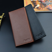 Multi card Men's Wallets, Long style Young Wallets, Japanese and Korean Leisure Men's Thin Wallet, Money Stalls, Wholesale