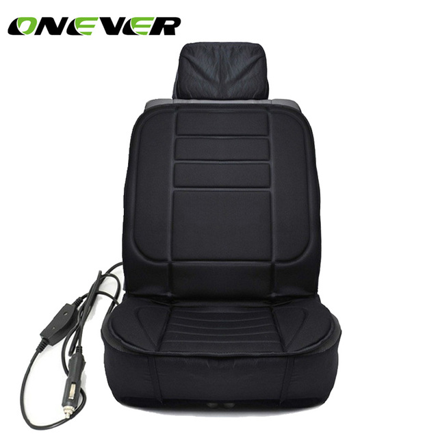 12V Heated Car Seat Cushion Cover Winter Household Heater Warmer Cardriver