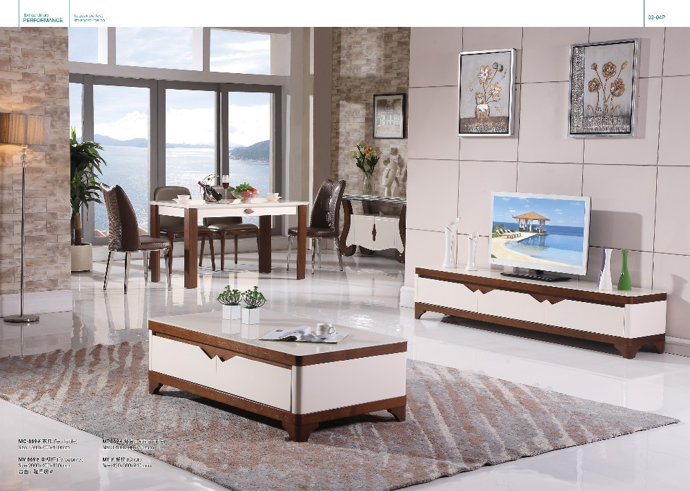 Wood Coffee Table 2016 Modern Coffee Table Time-limited Wooden Mesa De Centro Led Bar Mesas High Quality Particle Board 2 Tone high quality solid wood dining table restaurant wooden table hotel bedroom coffee table
