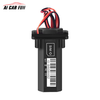 A11 Mini Waterproof Builtin Battery GSM GPS Tracker For Car Motorcycle Vehicle Tracking Device Alarm Real
