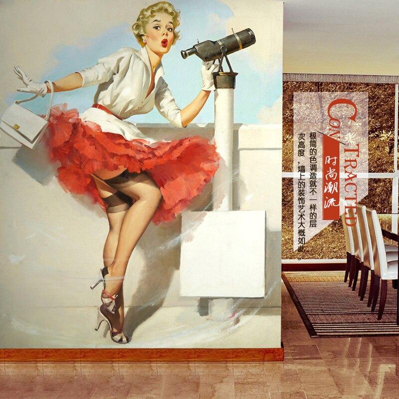 Sexy 3D Wallpaper Marilyn Monro Photo Wallpaper Wall Mural
