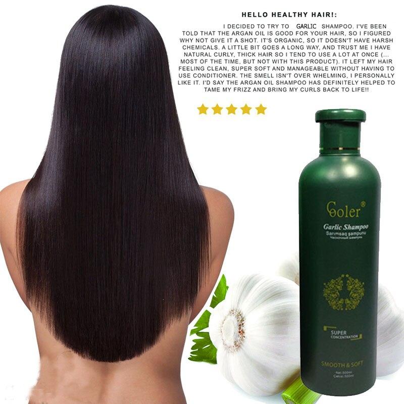 Сарымсақ Шаш Сусабыны Hair Growth - Шаш күтімі және сәндеу - фото 4