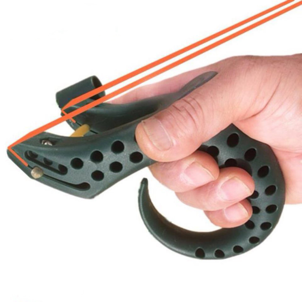 Dragon Slingshots flat rubber sling shot outdoor Competitive Professional catapult free binding hunting bowsling