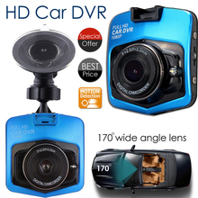 Full HD 1080P 12MP Car DVR G-Sensor Camera Dash Cam Video 170 Dgree Recorder Cycle Recording Night Vision Camcorder for Car