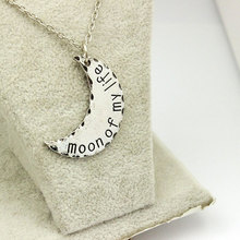 Moon of my Life, My Sun & Stars Pendant