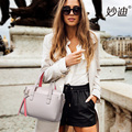 A2033 High Quality Genuine leather handbags women messenger bags shoulder bag famous brands hand bag casual tote for women