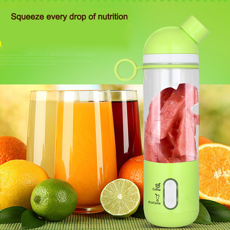 Home cooking juicy machine portable electric mini juice cup outdoor creative multi-purpose usb charge kkstar fruit electric juice cup glass charging portable mini mini cyclone