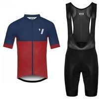 2018 VD Print Cycling Jersey For Men Summer Short Sleeve Road Cycling Shirt Ropa Ciclismo Italy