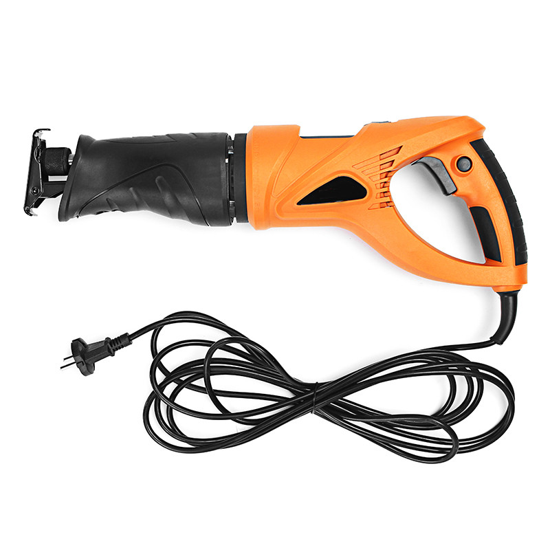 New Power 800W 220V Electric Reciprocating Saws Saber Multifunctional Woodworking Metal Cutting Machine Logging Electronic Saw