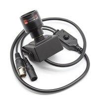 CCTV камера HD 1080p Starlight Низкая освещенность 0.0001Lux NVP2441 + IMX307 4в1 AHD TVI CVI CVBS безопасность, 2,8-12 мм объектив