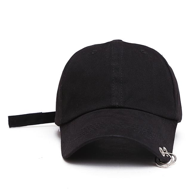 BTS (Bangtan Boys) Baseball Hat With Rings