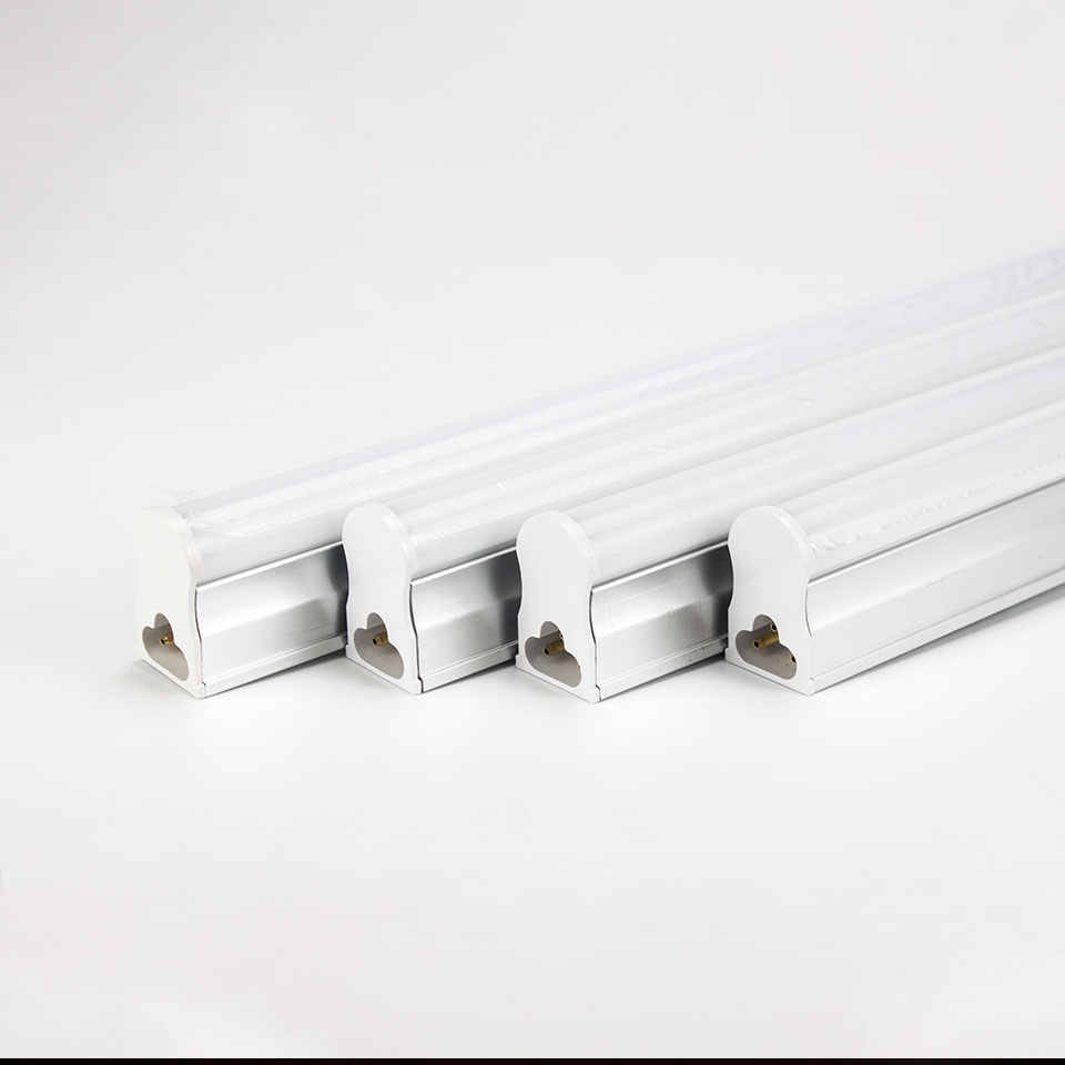 Super Bright Led Tube T5 Integrated Light 220V 240V Led Bulbs Tubes Aluminum + Acrylic 6W 10W Led Wall Lamp Lights For Home