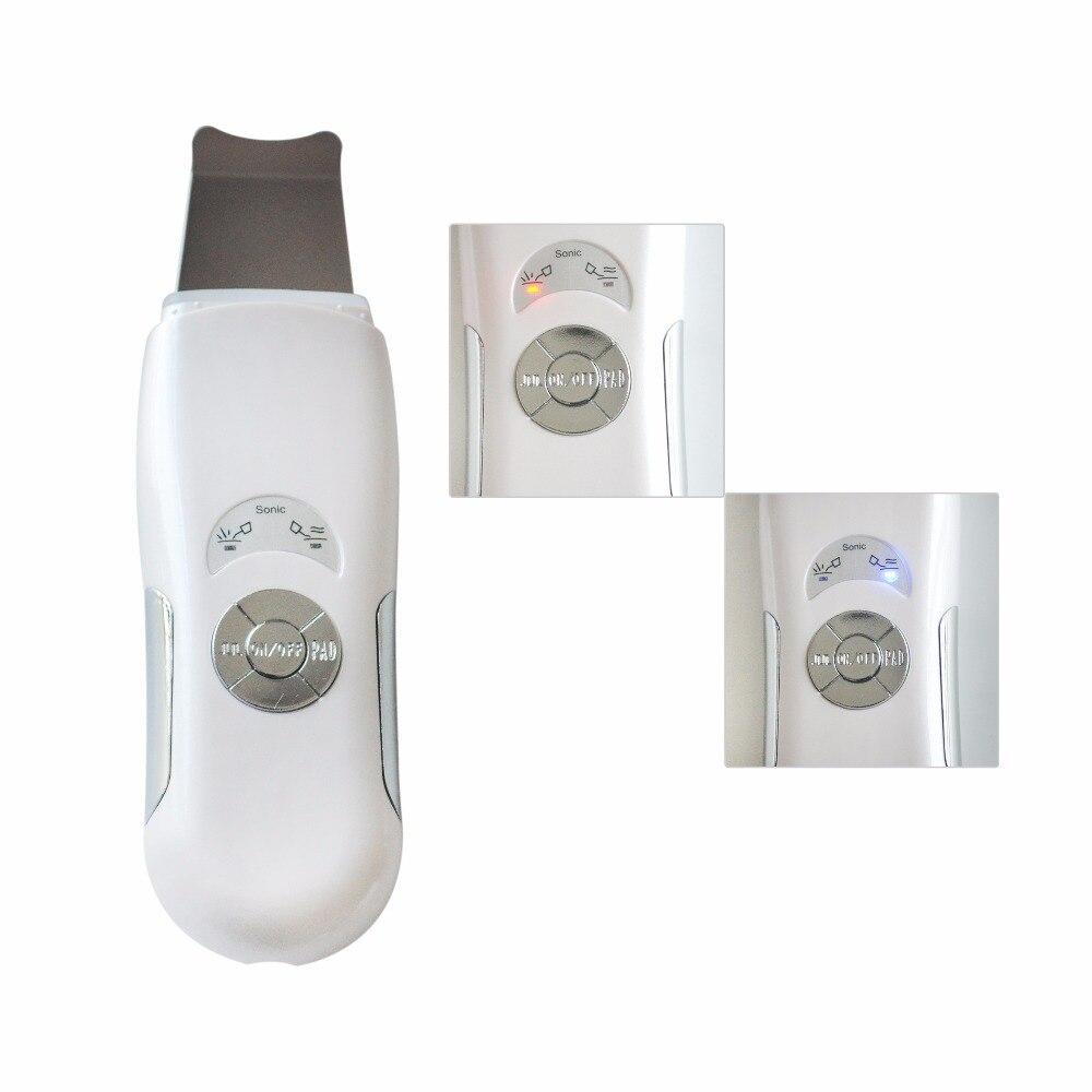 Free Shipping New EMS SONIC Digital Beauty Facial Cleaner Massage Shovel Skin Anti Aging Wrinkle Skin