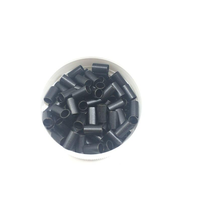 Preto Brown Loira Micro Beads para I ponta Do Cabelo