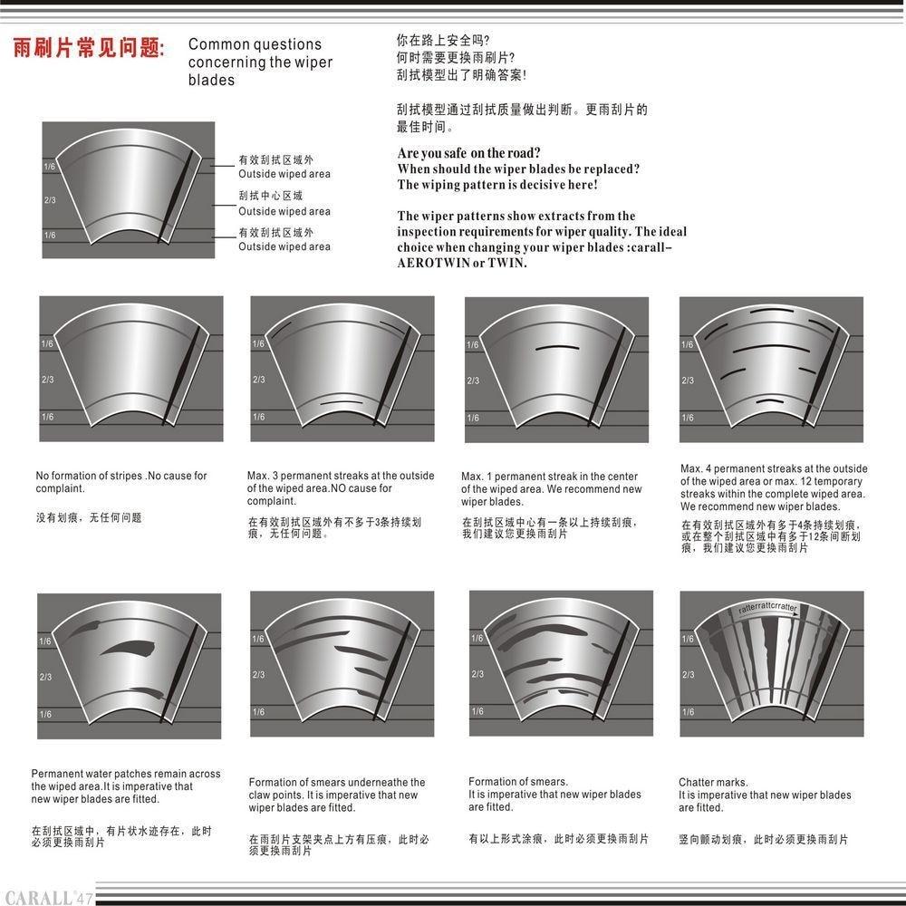 """Лезвие автомобиль стеклоочиститель для Land Rover Range Rover Sport Размеры 2"""" 22"""" 2005-2011 год мягкие резиновые лобовое стекло щетка стеклоочистителя 2 шт./пара"""