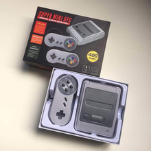 Game Console Mini Retro Classic handheld game player Family TV video game console Childhood Built-in 400 Games mini Console