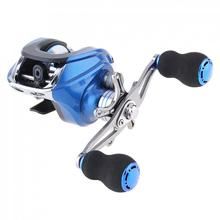 17+1BB 6.3:1 Gear Ratio Fishing Bait Casting Reels Braking Force 8KG / 17.6LB with Right Left Hand Optional цена
