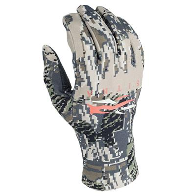 2018 Hunting Glove sitka Merino Glove color Open Country Subalpine
