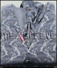 Free shipping Tuxedo bride wear waistcoat/polyester