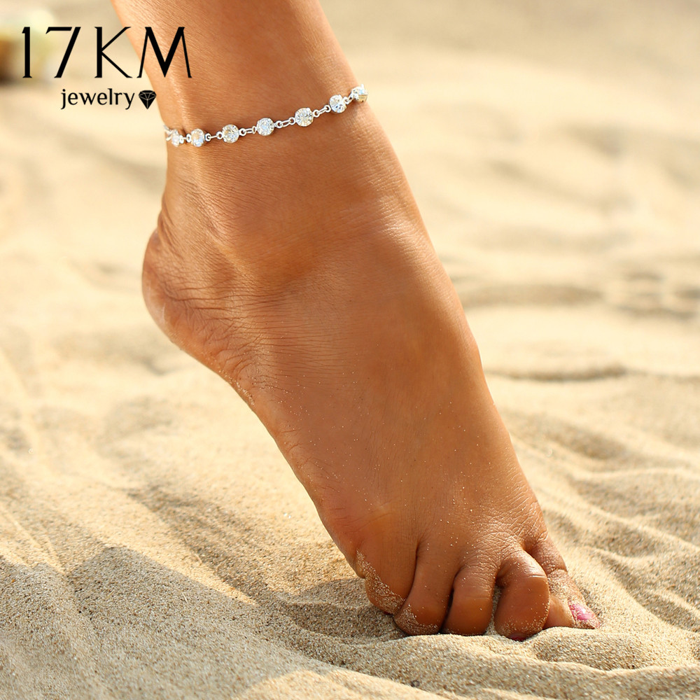 17KM-Vintage-Fashion-Crystal-Anklets-For-Women-Link-Chin-Bohemian-Gold-Silver-Color-Shoe-Boot-Chain-Bracelet-Foot-Jewelry-2017-1