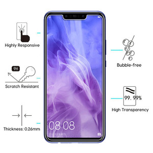 Image 4 - For huawei mate 20 lite glass Protective P20 lite Pro P 20 P20lite P20Pro tempered glas Screen Protector On Mate20 20lite matte