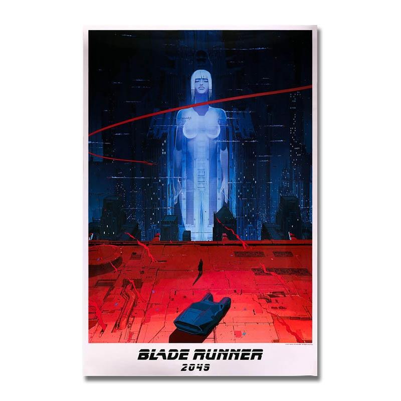 Art Print Poster Canvas Blade Runner 2049 2017 Movie Ryan Gosling