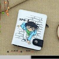 Detective Conan anime regalo di alta qualità portafoglio breve Conan portafoglio Edogawa conan portafoglio P061