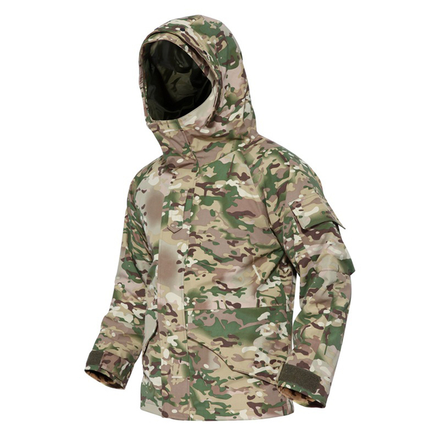 MAGCOMSEN Jackets Men Winter Thermal Waterproof Windproof Tactical Coats Windbreakers Combat Camo Army Hoodies Clothing PLY-57