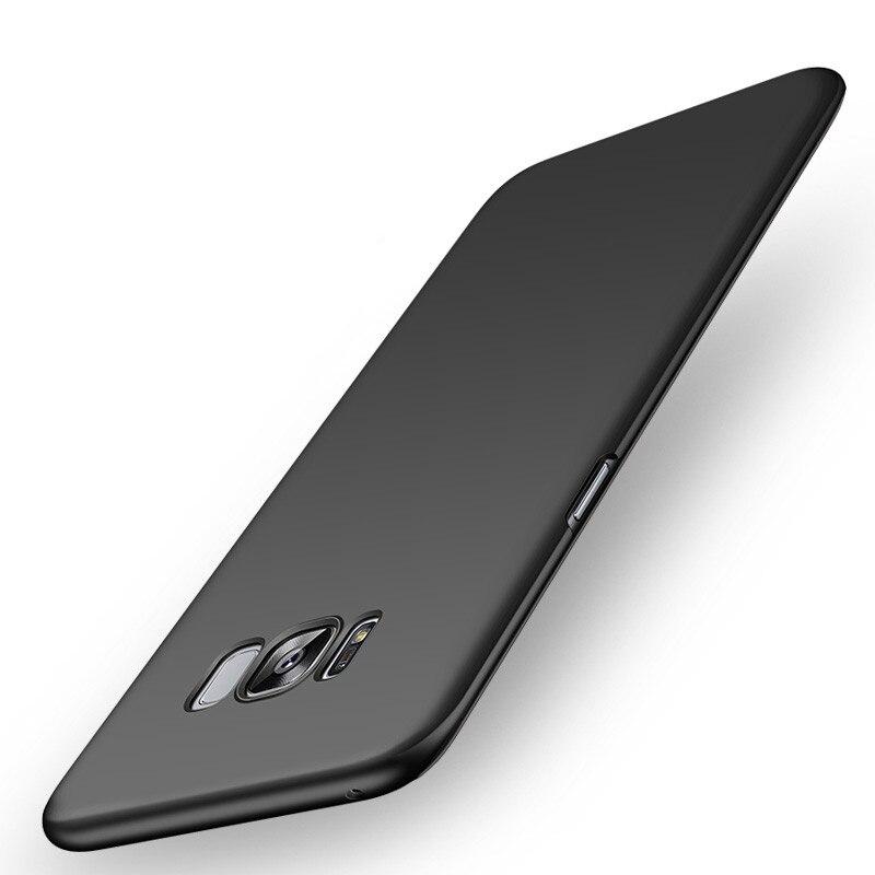 Phone Case For Samsung Galaxy S8 Case Super Frosted Shield Back Hard Cover For Samsung Galaxy S8 Plus Slim Popular Brands Capa