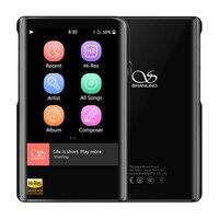 SHANLING M2x Bluetooth Portable Hi Res Music Player MP3 AK4490EQ balanced output support LDAC/Qualcomm aptX/AAC WiFi