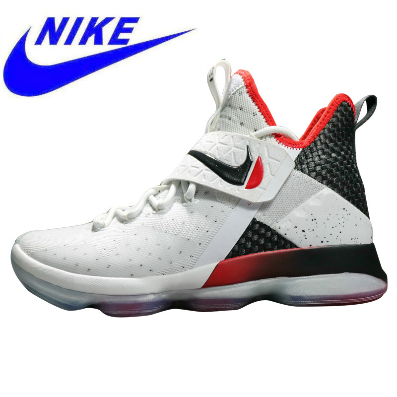 7df6017b4977 Nike LeBron 14 Red Men s Basketball Shoes