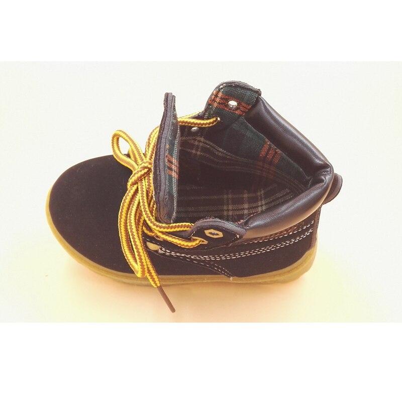 NUEVO 2016 niños de primavera Martin botas niños zapatos casuales - Zapatos de bebé - foto 5