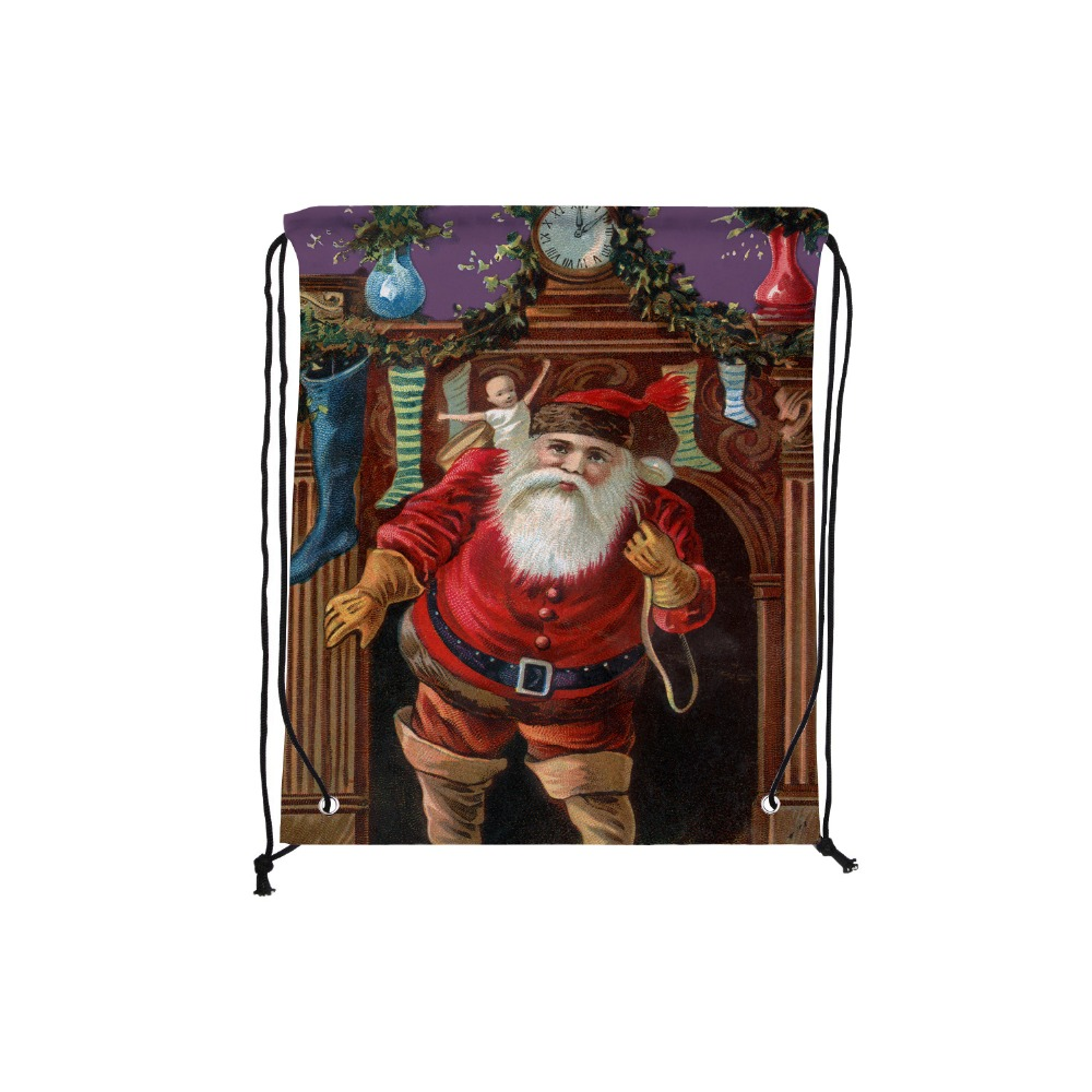 4pcs/lot christmas style santa to send a surprise print