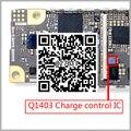 10 pçs/lote chip ic de controle de alimentação do carregador de carregamento de dados usb para iphone 6 iphone6 plus q1403 9pin ic