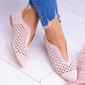 Women Flat 2019 New Espadrilles Women Summer Autumn Flats Shoes Woman Slip On  Moccasin Chaussures Femme Loafers Casual Shoes