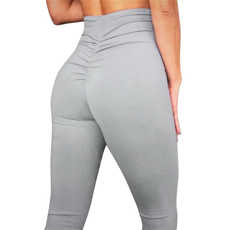 Zogaa Sexy Women Leggins Solid Black Sexy Design Trousers Pants Big Size Black Capris Sportswear Skinny Gym Fitness Leggings