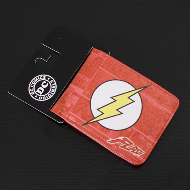 Comics DC Marvel Flash Men Wallet Dollar Price Gift Bags Portable Anime Purse carteira masculina Casual Leather Brand Wallets comics dc marvel dollar price wallets men women super hero anime purse creative gift fashion leather bags carteira masculina