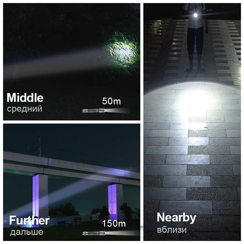 YAGE перезаряжаемый светодиодный фонарик Cree XPE Lanterna, тактический фонарь, фонарь 18650, лампа Touche Linternas, светодиодная лампа, YG-318C